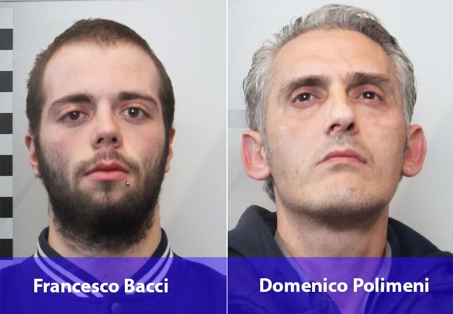 Rapina in gioielleria e furti con esplosivo, 2 arresti a Cosenza