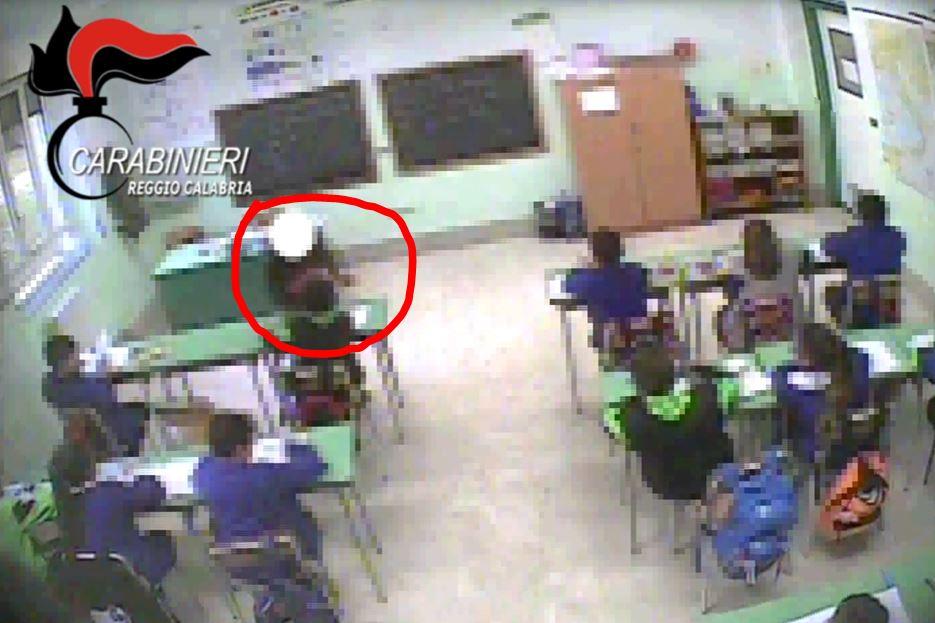 Maltrattamenti scuola elementare