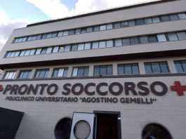 Il Pronto Soccorso del Policlinico Gemelli a Roma