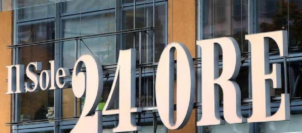 Sede Milano Sole 24 Ore