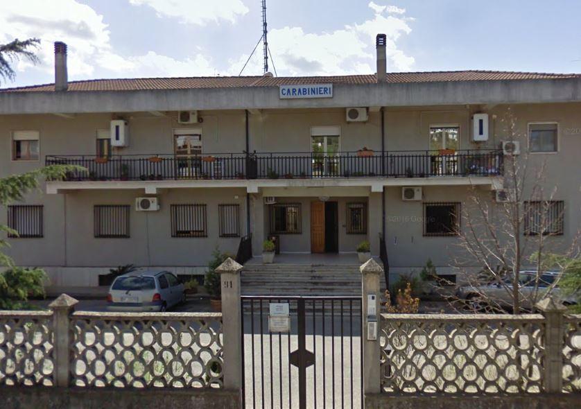 Stazione carabinieri Bisignano