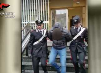 carabinieri bollate
