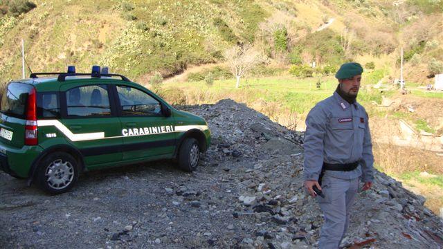 carabinieri forestali catanzaro