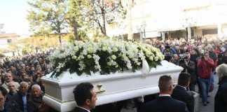 funerali Antonella Lettieri