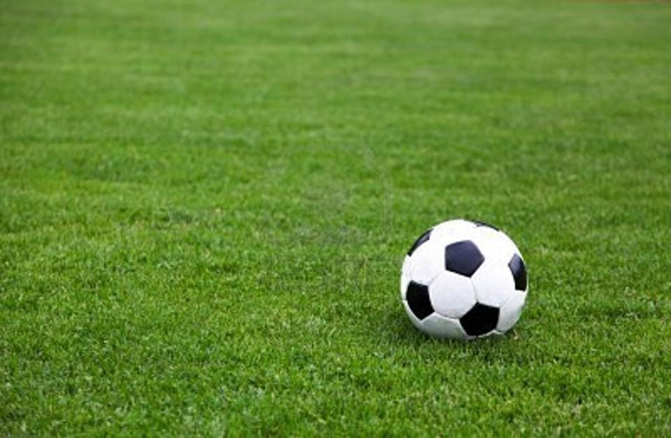pallone in campo