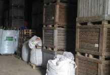 Cosenza, Fiamme gialle sequestrano 100 tonnellate di patate