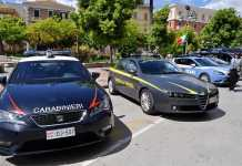 polizia carabinieri guardia di finanza