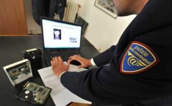polizia postale arrestato un cosentino per materiale pedopornografico