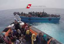 sbarco migranti guardia costiera