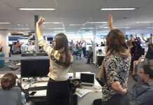 sciopero giornalisti agenzie di stampa