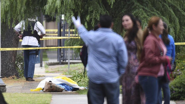 Attentato Fresno California