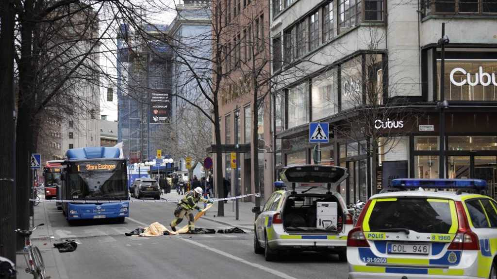 Attentato Stoccolma Svezia