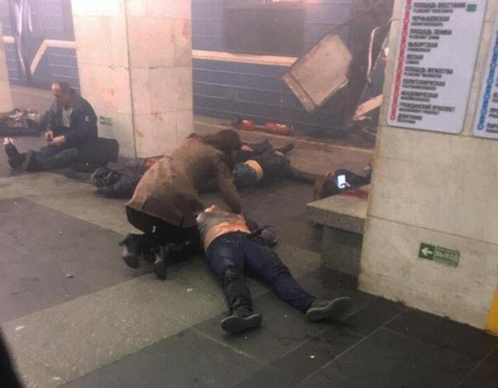 San Pietroburgo, allarme bomba: di nuovo chiusa fermata metro
