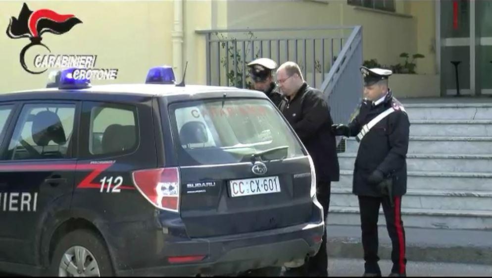 L'arresto di Giovanni Battista Lombardo