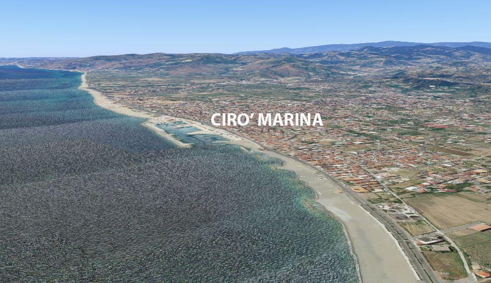 CIRO' MARINA: LITE TRA FAMILIARI PER UN EREDITA. Tentato omicidio