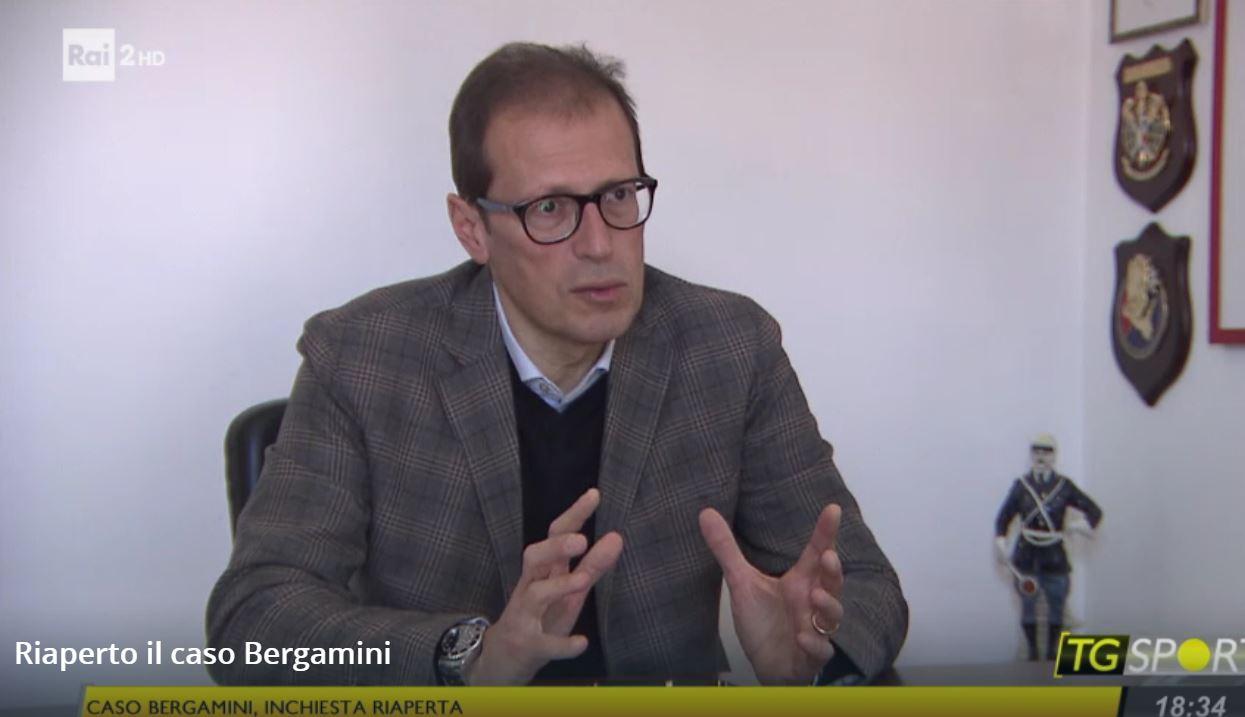 Eugenio Facciolla intervista Bergamini