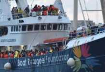 Golfo Azzurro Ong migranti