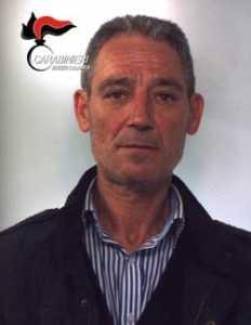 Salvatore Iannì arrestato a Rizziconi