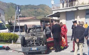 Incidente Campora SS18 Cs