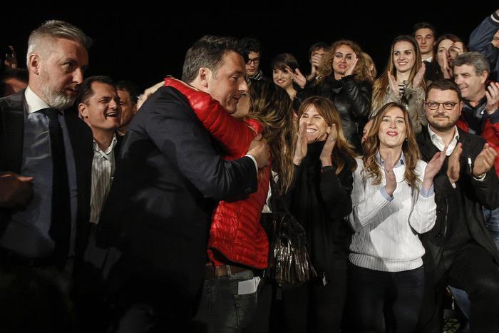 Renzi vince le primarie Pd 2017