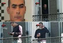 Mouner El Aoual terrorista Isis Torino