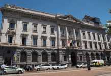 Palazzo Marino a Milano