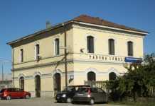 Parona Lomellina stazione ferroviaria