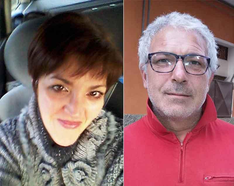 Omicidio a Caltagirone: Patrizia Formica e Salvatore Pirronello