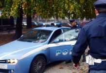 Polizia dopo aggressione