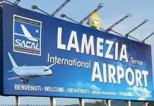 Sacal aeroporto Lamezia Terme