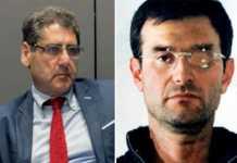 Da sinistra Salvatore Buzzi e Massimo Carminati, i due principali imputati di Mafia Capitale