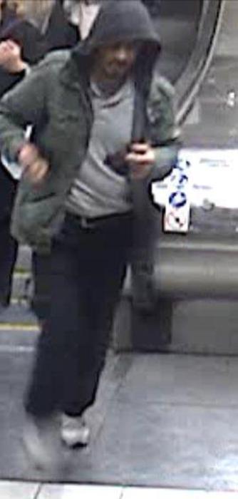 Il sospetto attentatore di Stoccolma