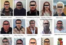 Arrestati a Crotone nell'operazione della Polizia Black Island