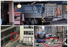 attentato Stoccolma Svezia combo