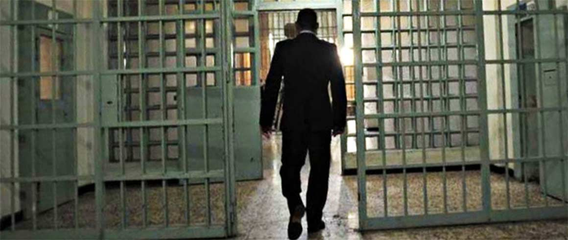celle carcere