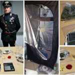 droga carabinieri rende