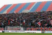 ezio scida stadium crotone