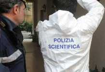 polizia scientifica omcidio