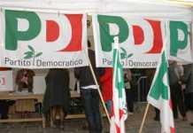seggio gazebo primarie Pd