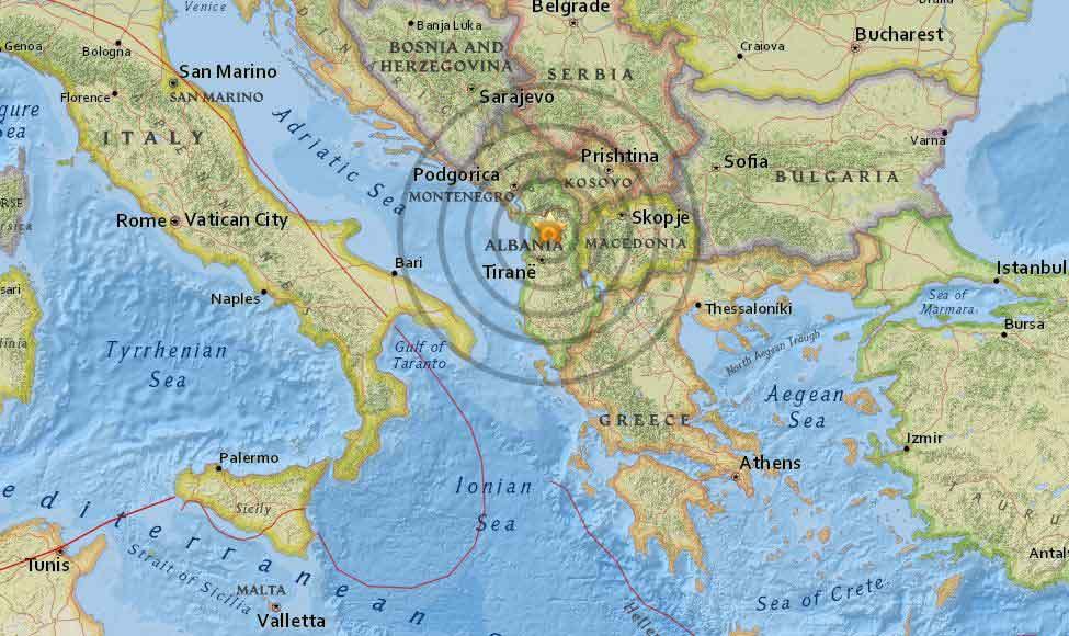terremoto albania - photo #40