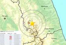 terremoto Fiastra Fiordimonte