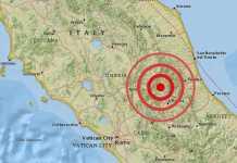 terremoto Pizzoli Aquila