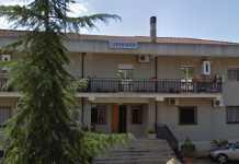 Il comando stazione carabinieri di Bisignano