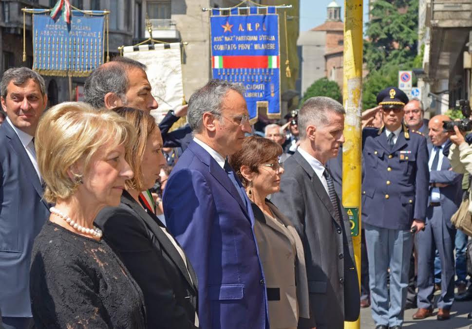 Commemorazione Luigi Calabresi