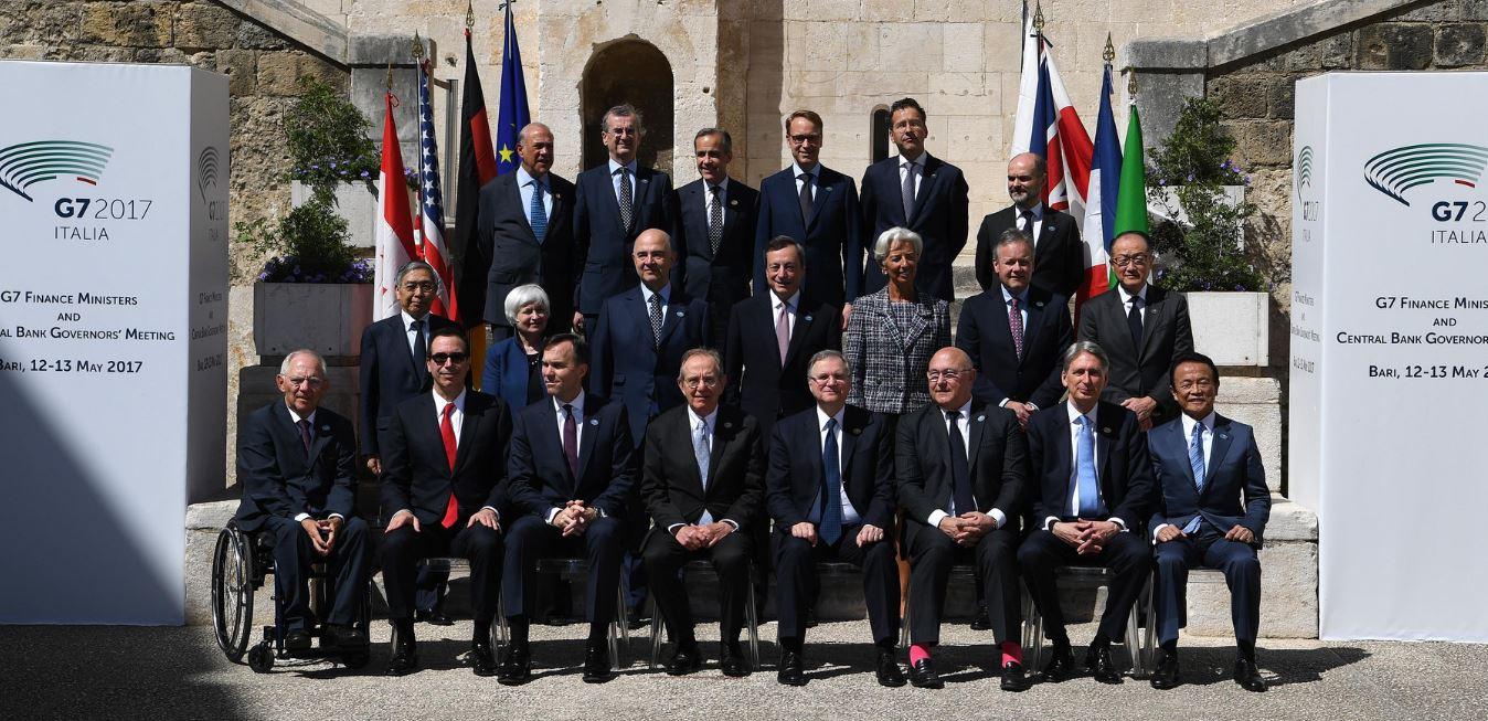 G7 Bari ministri finanze