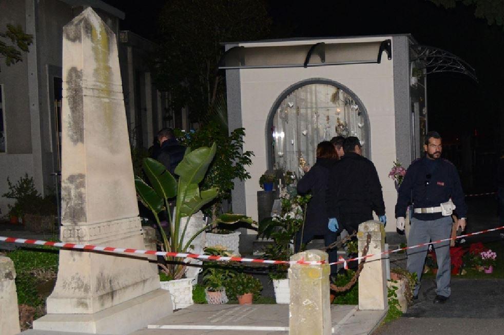 Svolta nell'omicidio al cimitero di Catania, arrestato il figlio di Velardi Angelo Fabio Matà