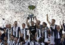 Juventus campione d'Italia