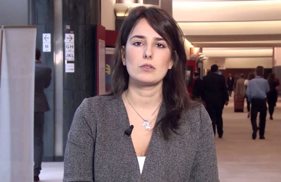 Laura Ferrara, europarlamentare del Movimento 5 Stelle