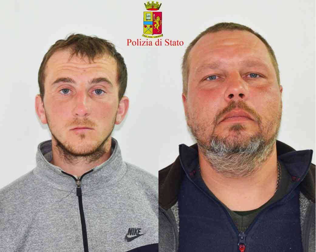 scafisti arrestati gioia tauro Roman Apolonski e Oleksandr Redchenko