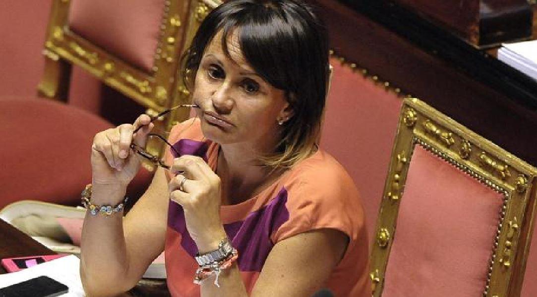 La sottosegretaria alle Infrastrutture Simona Vicari